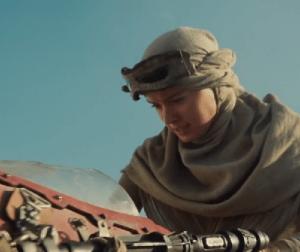 Star Wars: The Force Awakens still