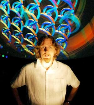 VR performing artist J-Walt Adamczyk