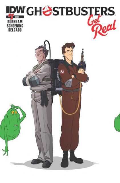 Writer: Erik Burnham Artists: Dan Schoening and Luis Antonio Delgado IDW Publishing