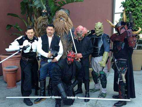 The Dark Side Riders