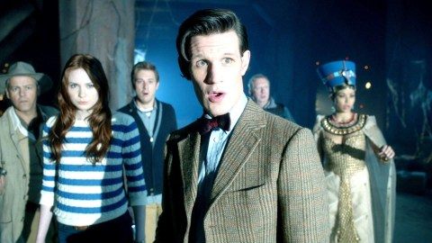 Chris Chibnall penned the popular Matt Smith Doctor Who episode 'Dinosaurs on a Spaceship'.