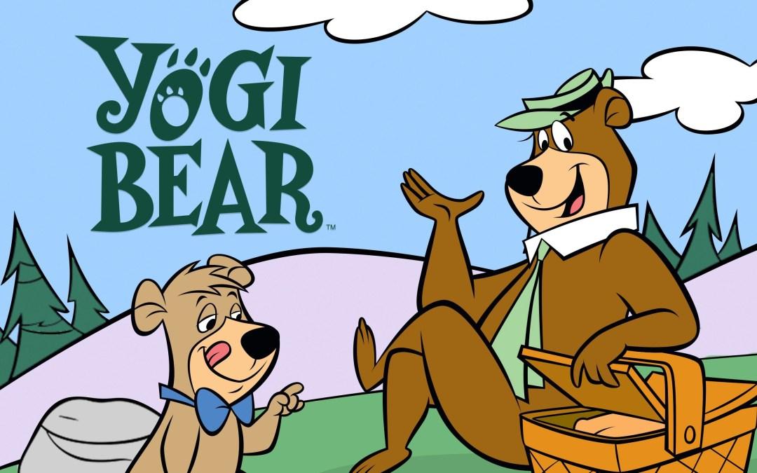 yogi bear and booboo