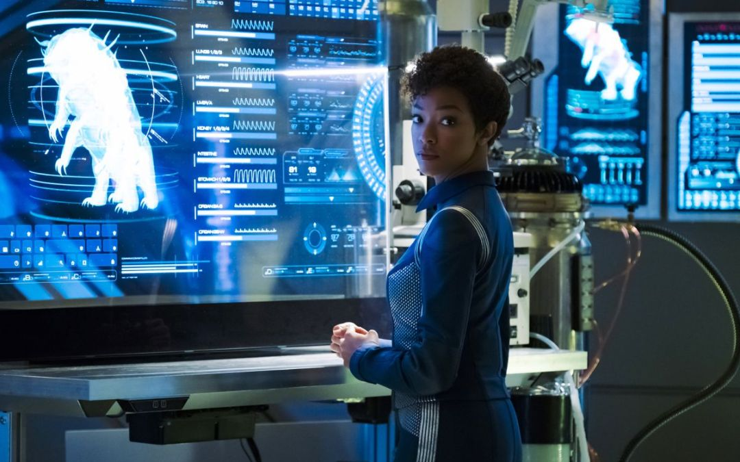 CBS Pads Fall Schedule 'With Star Trek: Discovery' Until Returning Shows Arrive in November