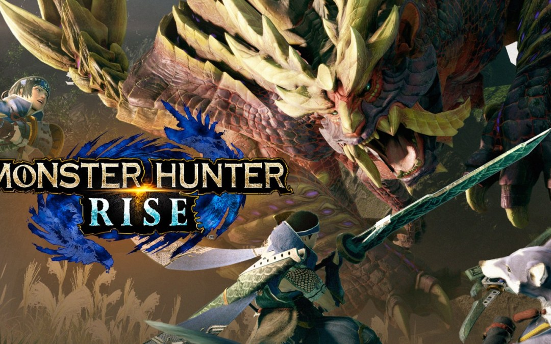 Capcom announces its newest installments in the 'Monster Hunter' Series