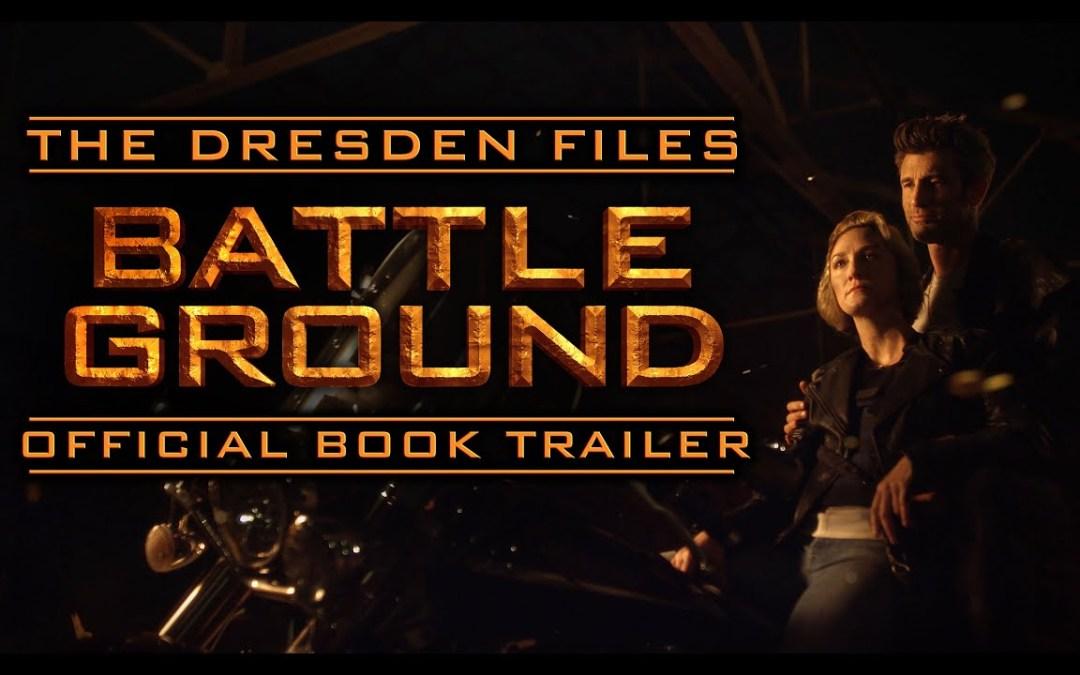 Jim Butcher's 'Battle Ground' Gets a Cinematic Trailer
