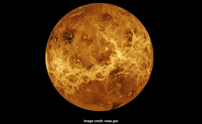 Possible Life Signs Discovered in the Clouds of Venus