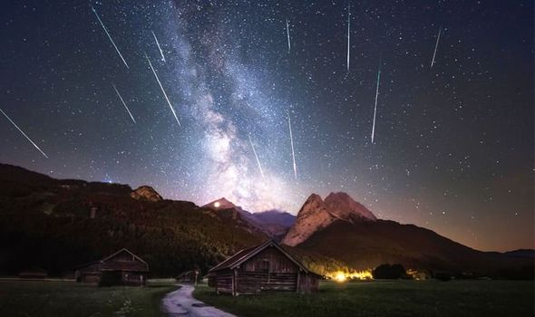 Taurid Meteor Shower Lights Up The Sky This Week