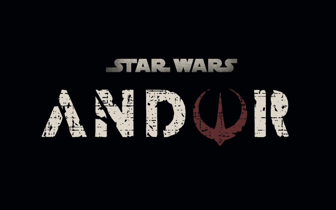 1st Look: 'Star Wars: Andor' Trailer