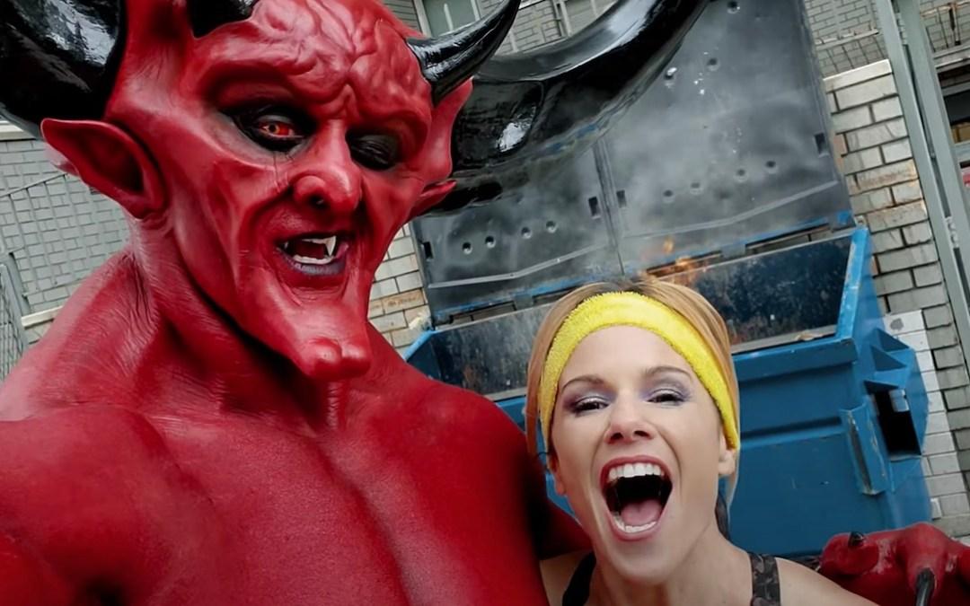 Watch Ryan Reynolds' Lovestruck Satan, Dating 2020.