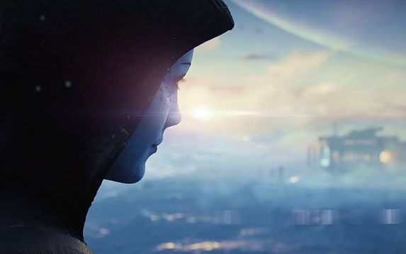 1st Look: Teaser For The Next 'Mass Effect'
