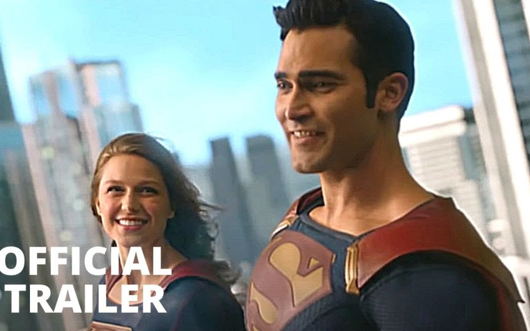 1st Look: 'Superman & Lois' First Trailer