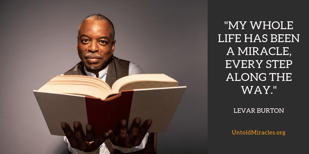 LeVar Burton to be Honored as PEN/Faulkner Literary Champion