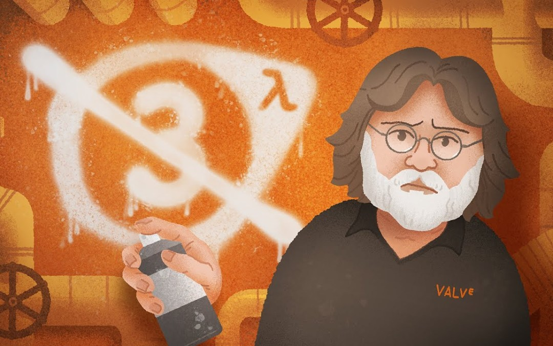 Video of the Day: 'Count to Three' feat. Ellen McLain (GLADOS), & The Stupendium as Gabe Newell