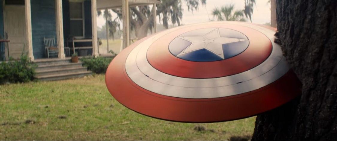 Captain America's Shield - The Falcon and the Winter Soldier