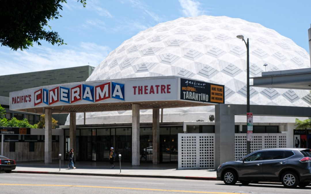 Arclight Cinemas and Pacific Theaters Going Dark; Cinerama Dome Closes But There's a Petition to Save It
