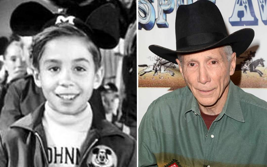 """Former Mouseketeer and """"The Rifleman"""" Co-Star Johnny Crawford Dead at 75."""
