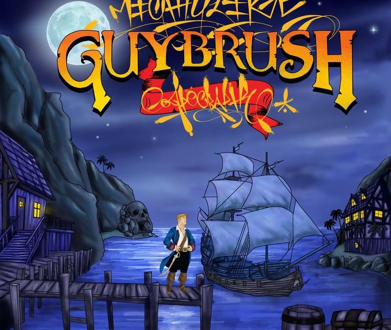 mighty like guybrush