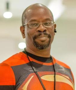 SF Writer, Futurist and Comics Historian Thaddeus Howze