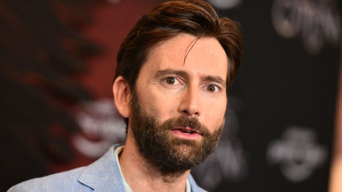 David Tennant Joins the Cast of 'The Amazing Maurice'