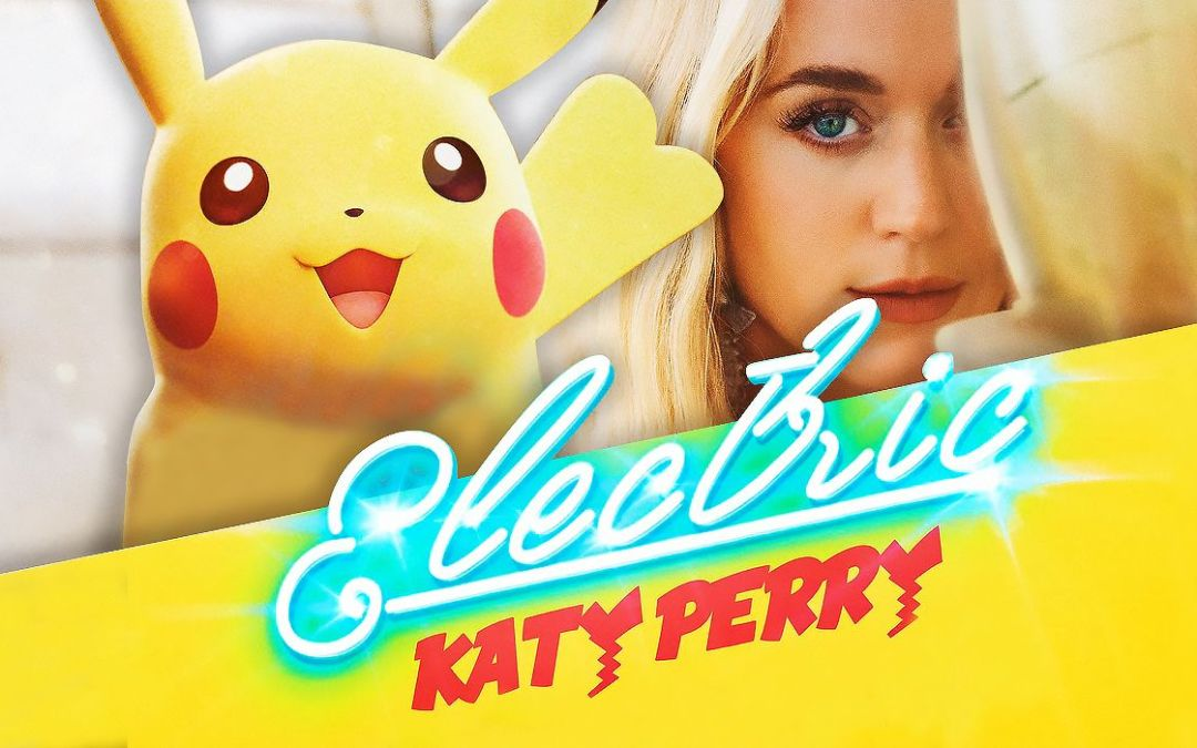 Video of the Day: Katy Perry and Pikachu are 'Electric'!