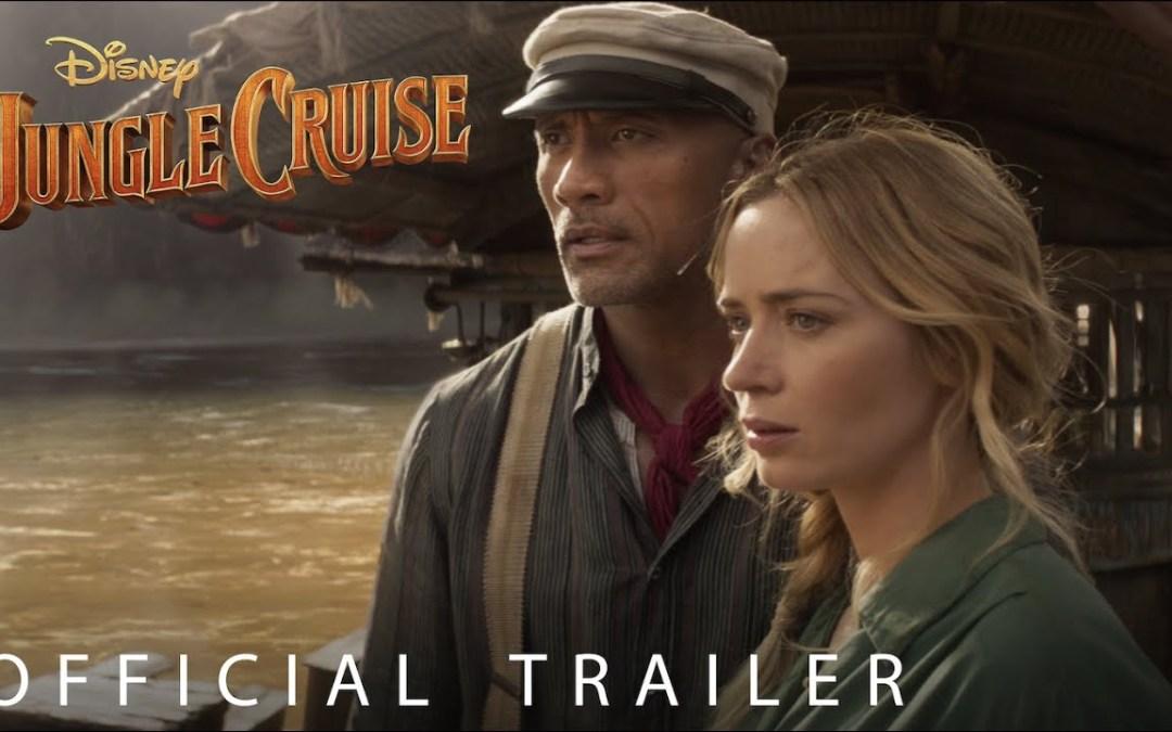 Trailer Park: New 'Jungle Cruise' Trailer!