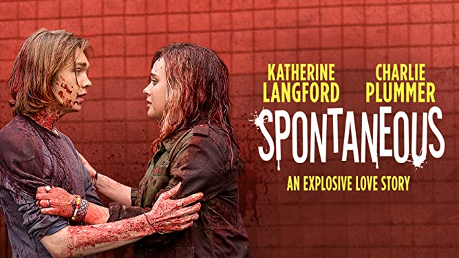 'Spontaneous' (2020) Movie Review: An Explosive Life Lesson