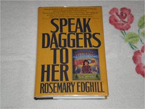 Happy Birthday, SF Writer Rosemary Edghill