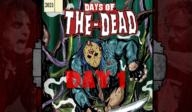 'Days of the Dead' Indianapolis 2021 Day 1 Recap: Dreyfuss, Cooper & Autographed Panties