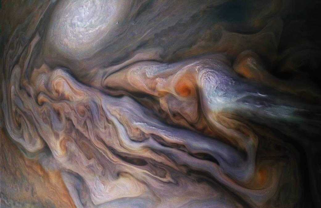 Jupiter's Red Spot is Speeding Up