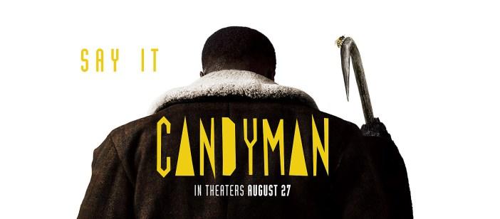 Tony Todd stars in Candyman
