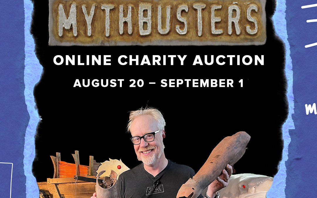 Mythbusters Goes to Auction