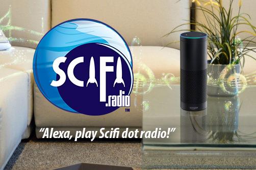 alexa play scifi dot radio