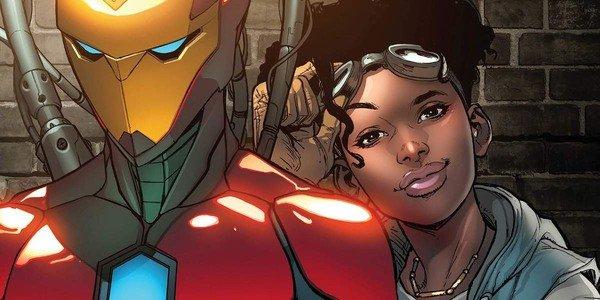 Riri Williams Debuts in Black Panther: Wakanda Forever