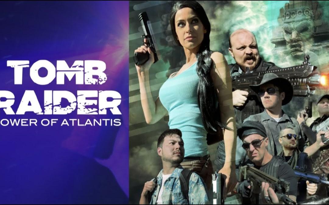 Tomb Raider Power of Atlantis