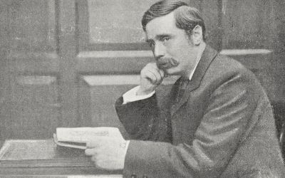 Remembering H.G. Wells on his 155th Birthday