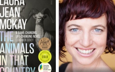 Laura Jean McKay Wins 2021 Arthur C. Clarke Award