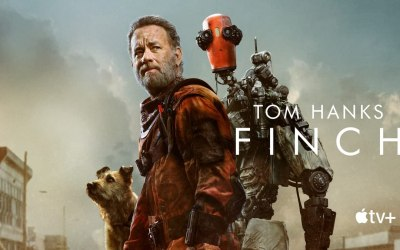 "Trailer Park: Tom Hanks in ""Finch"""