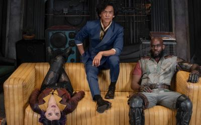 """Noodles First: Watch Cowboy Bebop's """"Lost Session"""""""