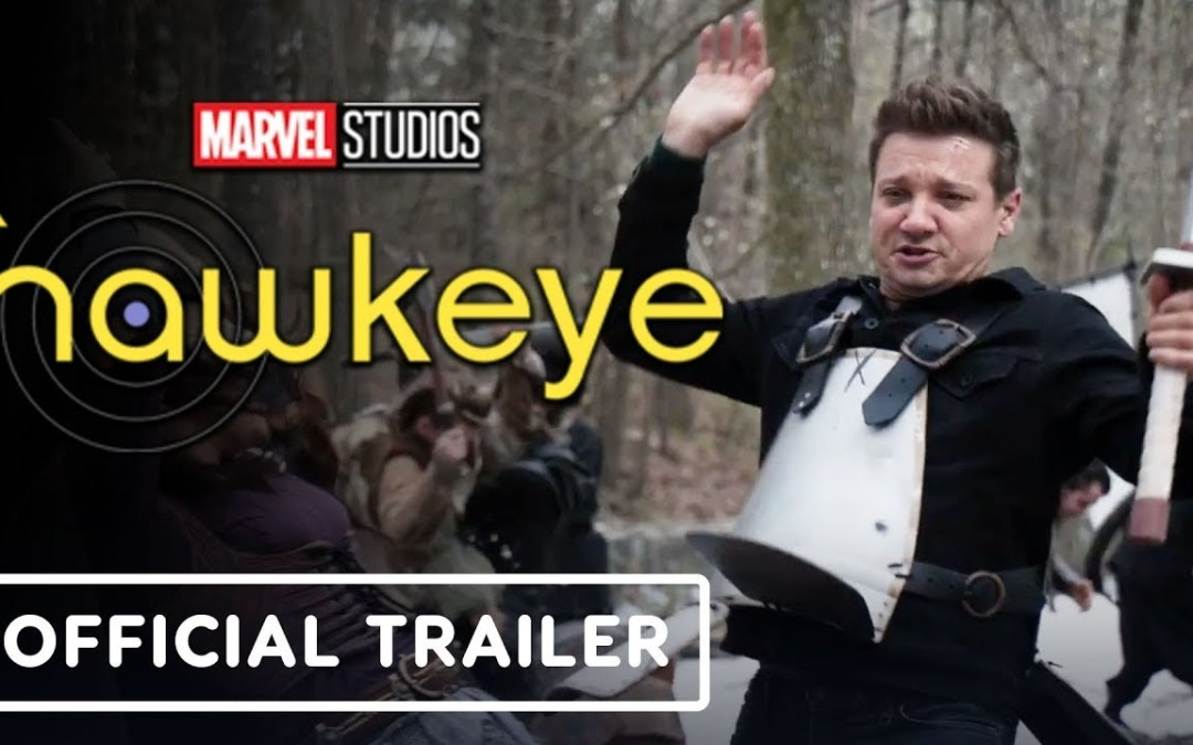 Seasons Beatings: HAWKEYE Trailer Drops With Holiday Release