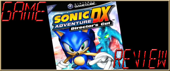 Review of Sonic Adventure