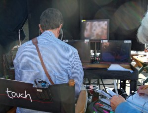 "Inside the Touch ""Video Village"""
