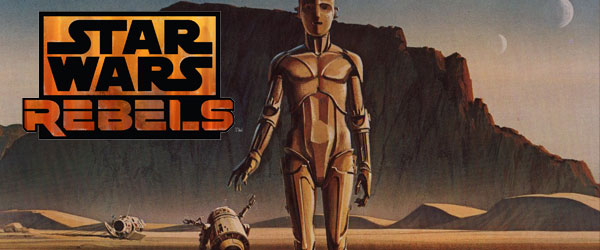 STAR WARS Day Present: Full REBELS Trailer
