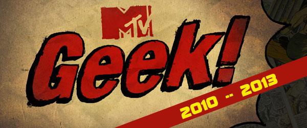 MTV GEEK Closes Down
