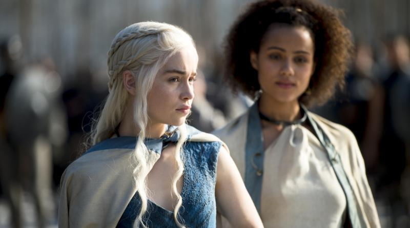 GAME OF THRONES Goes for Four