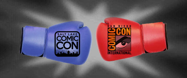 San Diego Comic-Con Targets Salt Lake Comic Con
