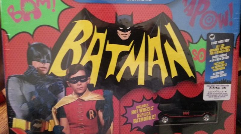 Holy Hole! BATMAN '66 is Not Quite Complete, But Otherwise Satisfying
