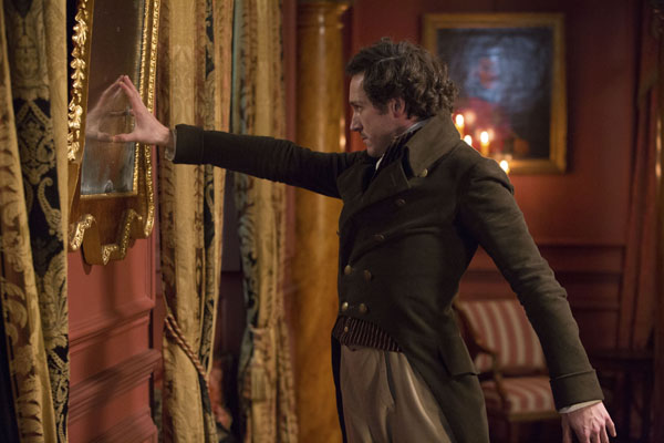 Jonathan Strange & Mr. Norrell: Into the Looking Glass