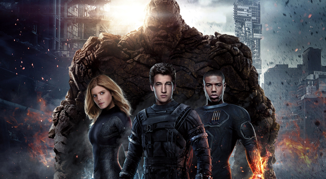 Trank Backpedals from FANTASTIC FOUR