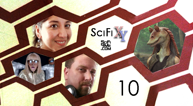 SciFi X/Y 10: Love It? Nah. (And That's OK)