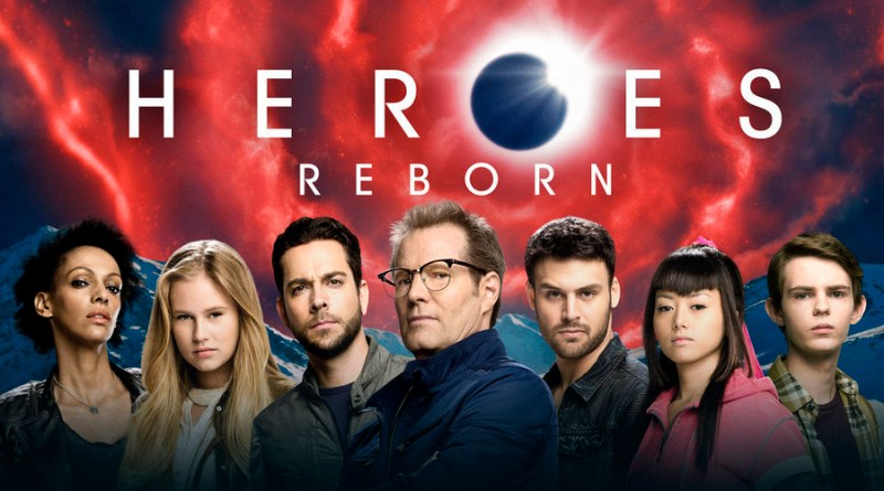 HEROES REBORN: A Hot Mess Or the Start of Something Great?